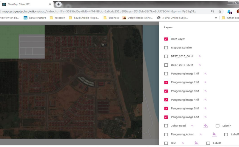 Integrated GIS System in Disseminating Spatial Information for Malaysia Development Approval