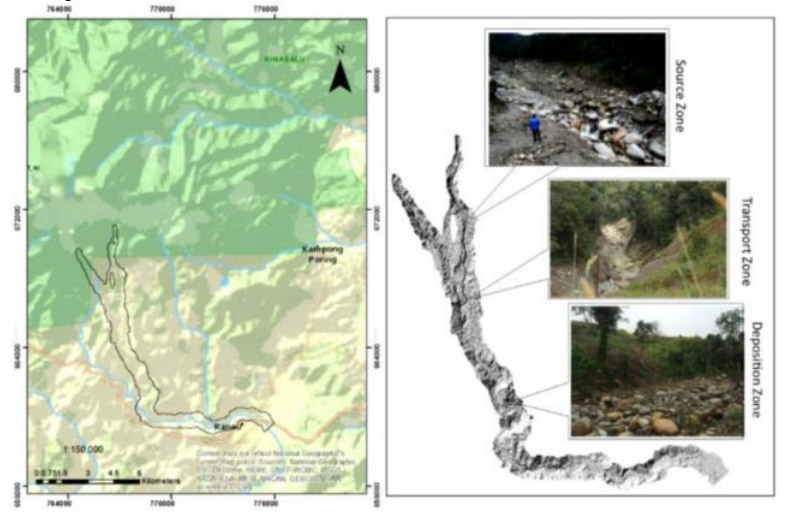 Spatial Prediction Models for Landslide Activity Mapping Using Vegetation Anomalies
